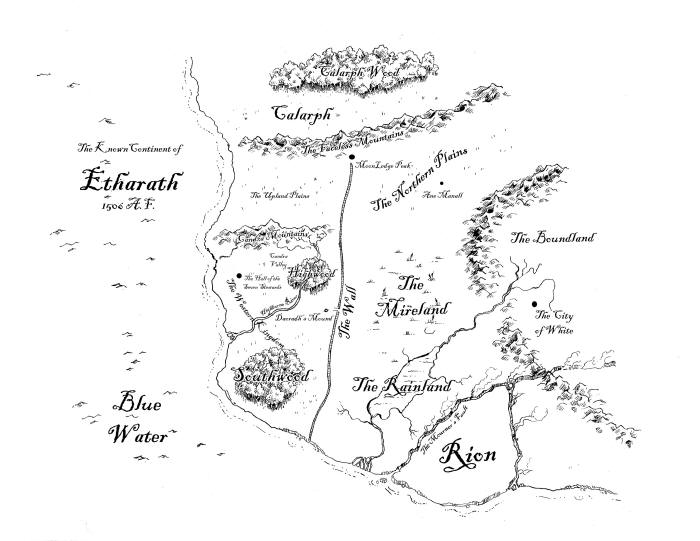 Map of Etharath