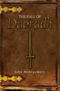 The Fall of Daoradh Book Cover Artwork